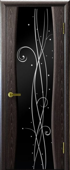 черный абрикос чёрный три плекс рисунок Космос