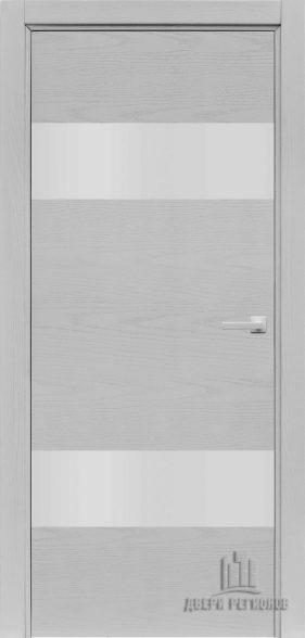 Сhiaro (Ral 9003) стекло Lacobel